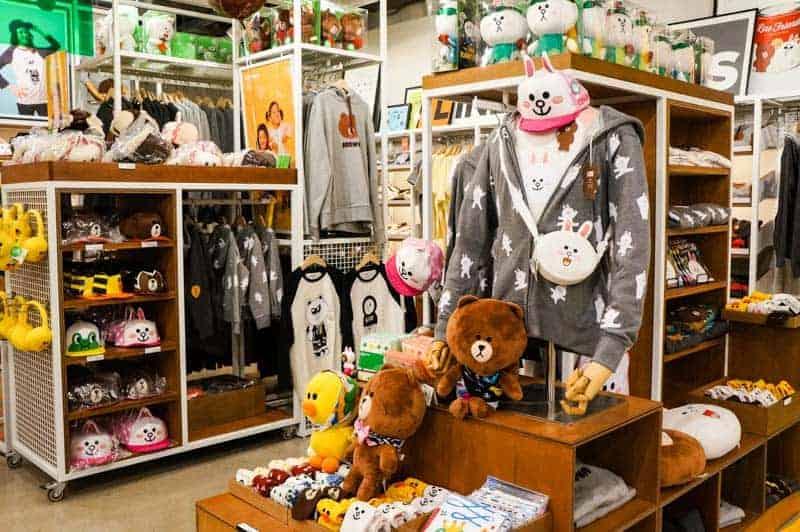 line-tienda-seul-ropa
