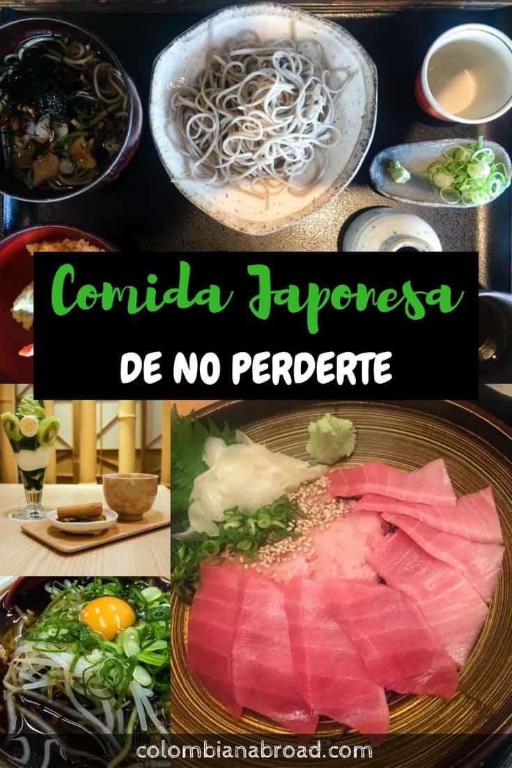 La comida japonesa se ha convertido en una de mis cocinas favoritas. Aquí te comparto los platos que no debes perderte, incluyendo la mejor carne del mundo.