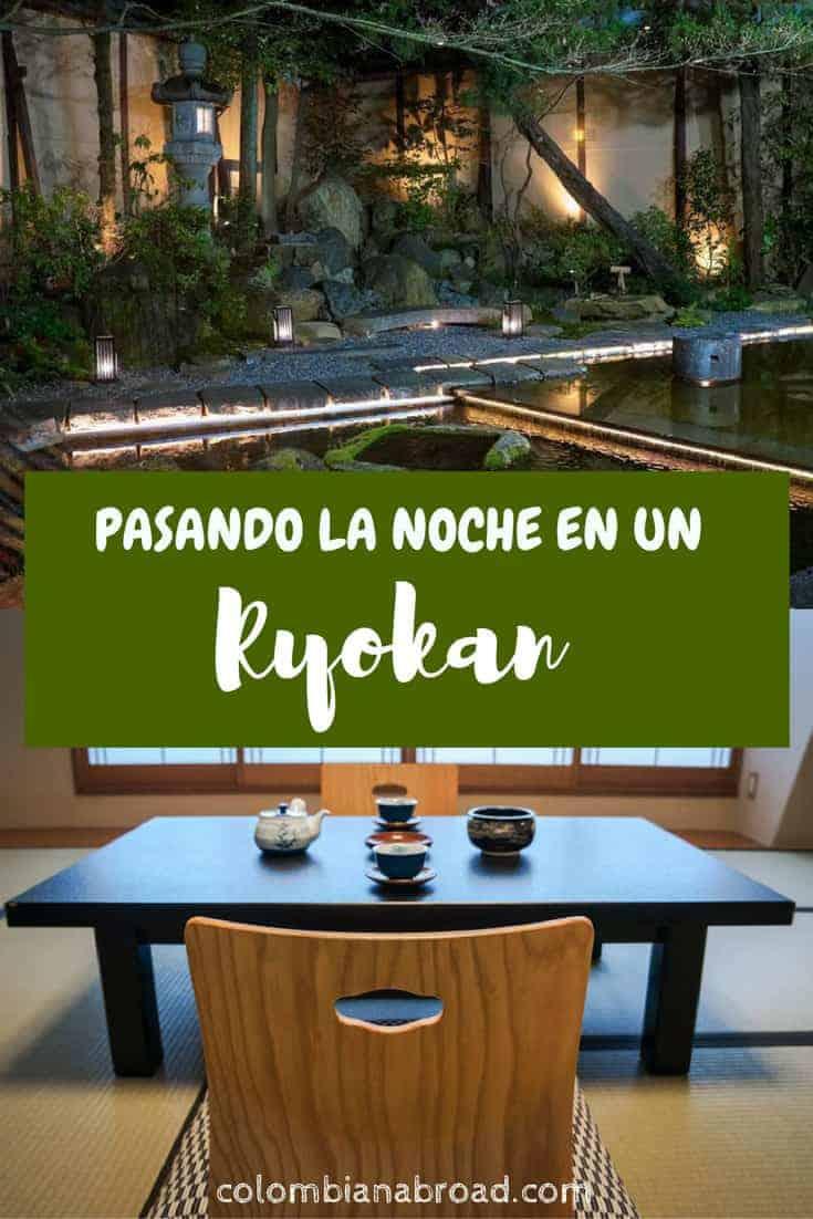 ¿Estás pensando pasar la noche en un Ryokan durante tu viaje a Japón? Aquí te cuento cómo es la experiencia.