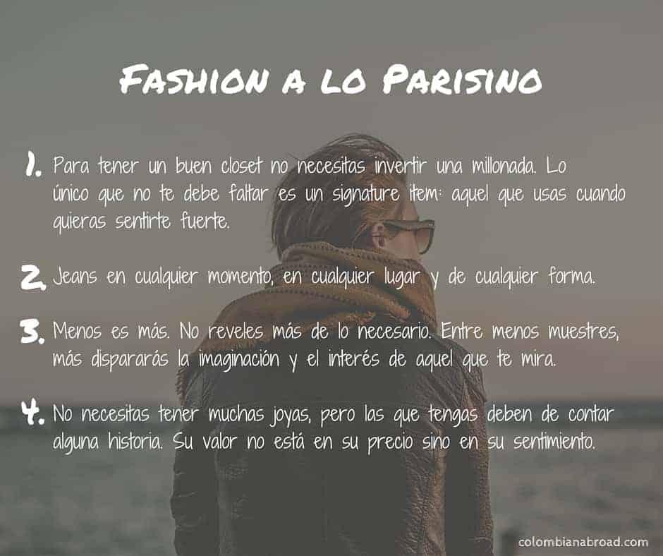 Fashion Parisina