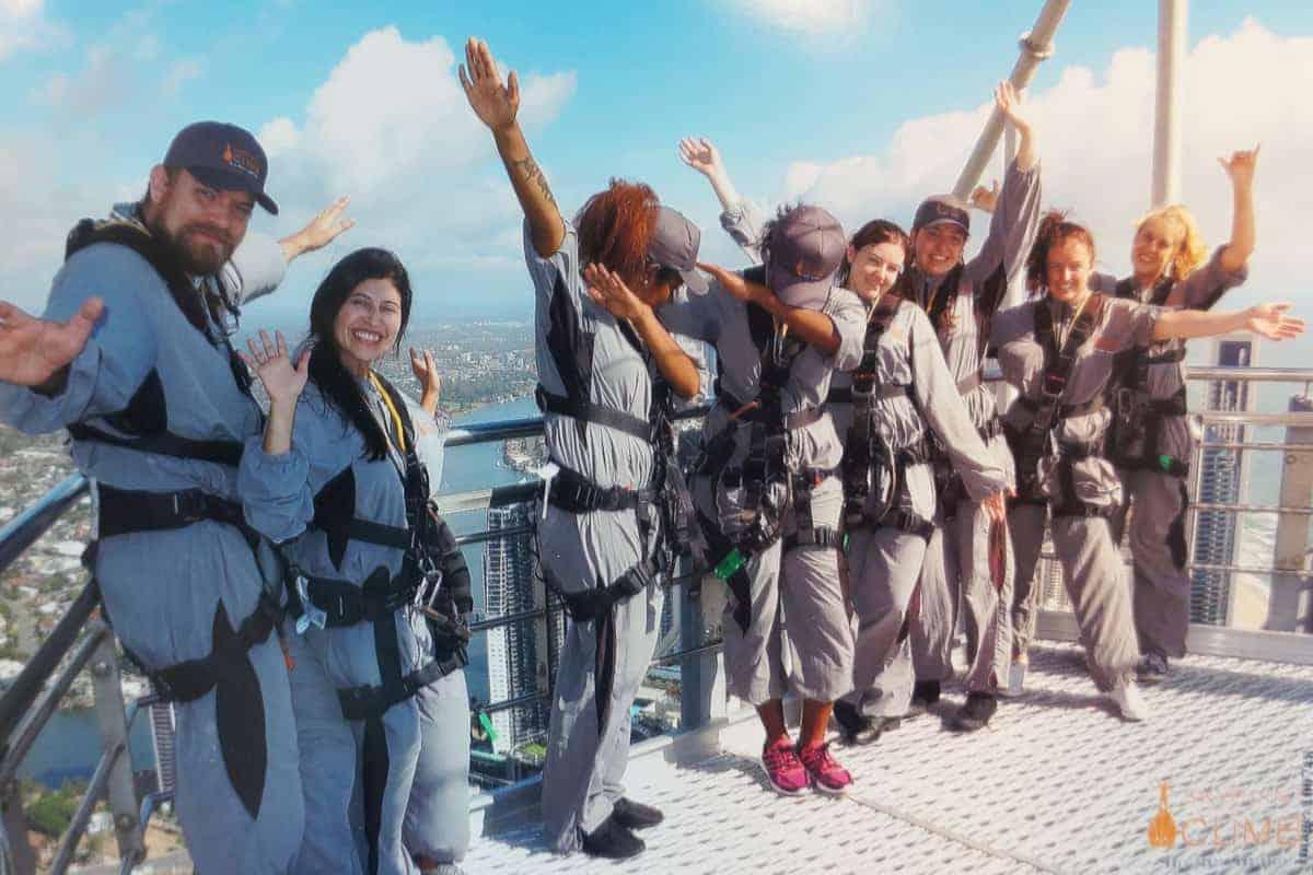 Skypoint-climb-group