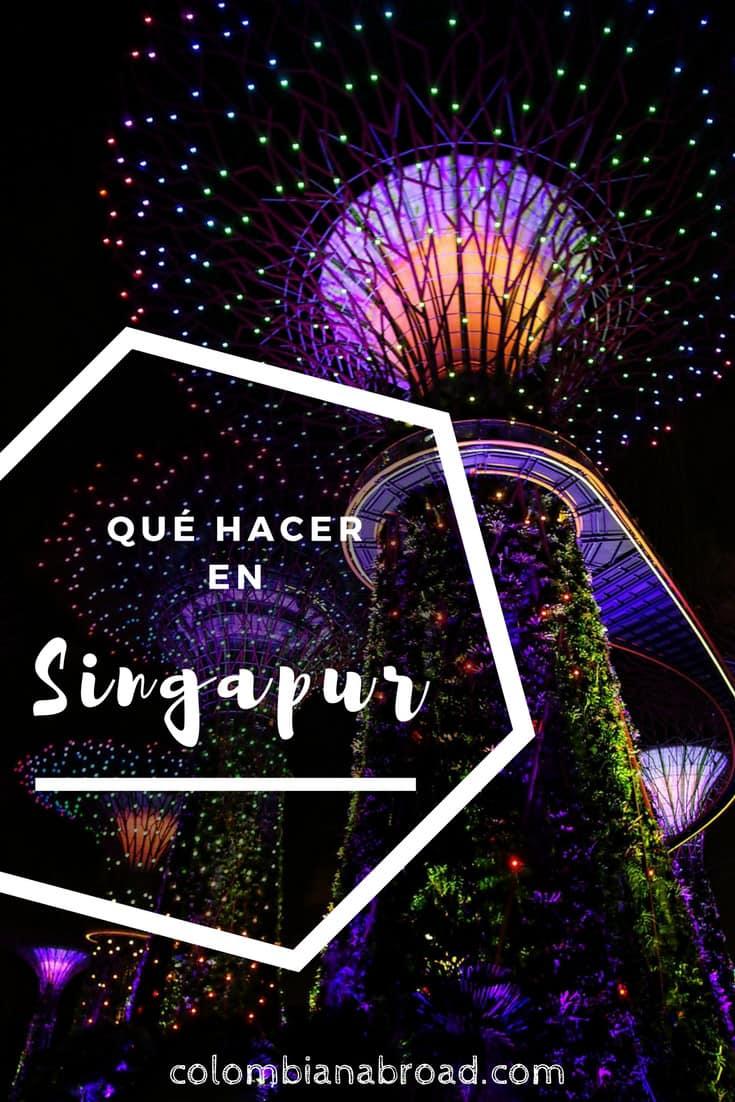 Singapur es una ciudad-estado que aunque está situada en el sureste asiático, hace más bien parte de un mundo diferente. ¡Aquí te cuento qué hacer allí!