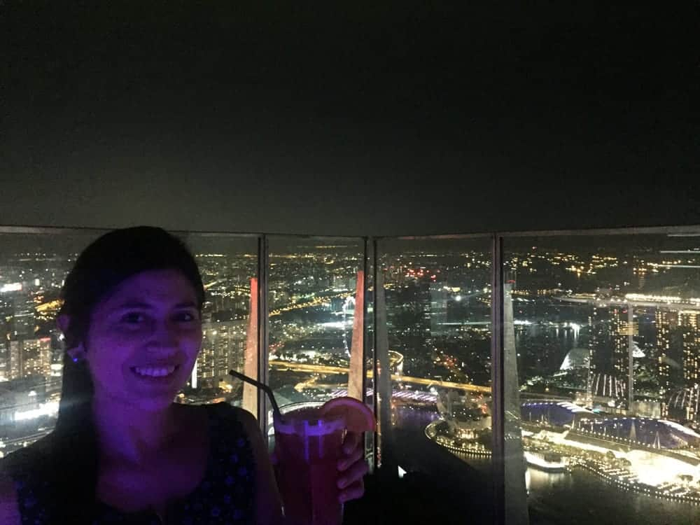 Dónde tomar Singapore Sling en Singapur