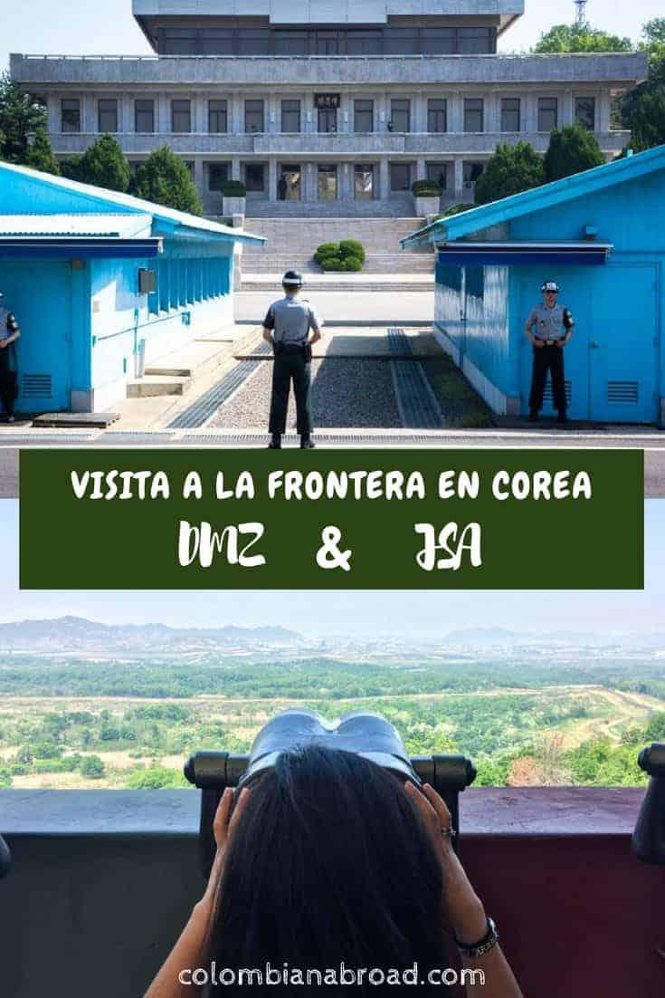 Visitar la frontera entre las Coreas, tanto el DMZ como el JSA, es un tour recomendado. Ten en cuenta estos tips para tu visita.