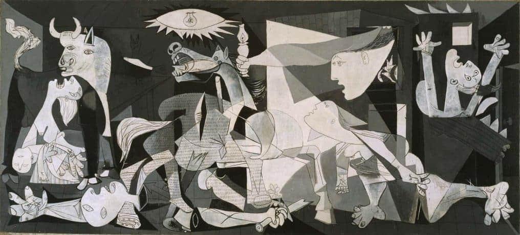 Museo Reina Sofía Guernica