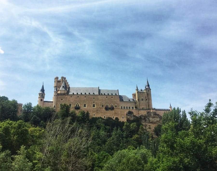 Alcanzar de Segovia