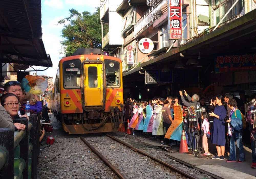 Visitar Shifen desde Taipei en 1 día
