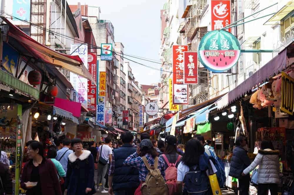 Tamsui desde Taipei
