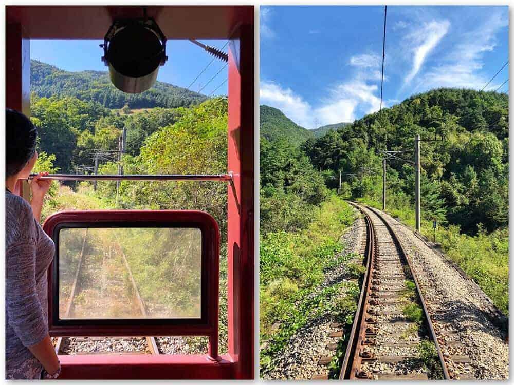 En medio de las montañas de la provincia de Gangwon-do, Corea del Sur se encuentra un parque recreativo dedicado a los amantes de los trenes y los ferrocarriles conocido como High1 ChooChoo Park.