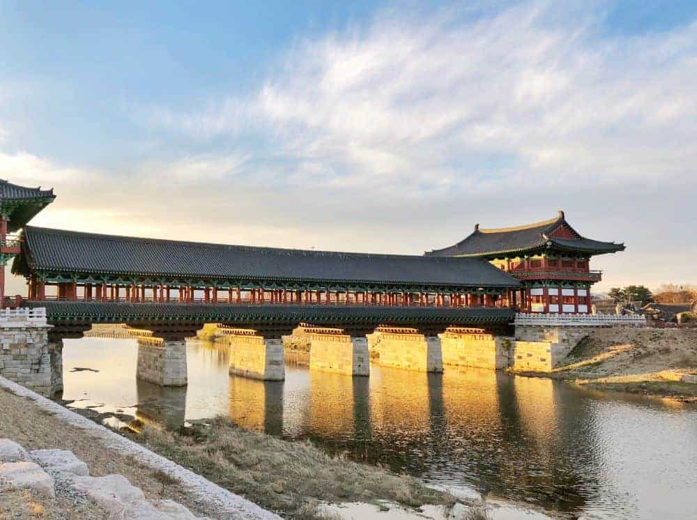 Gyeongju Woljeong Bridge