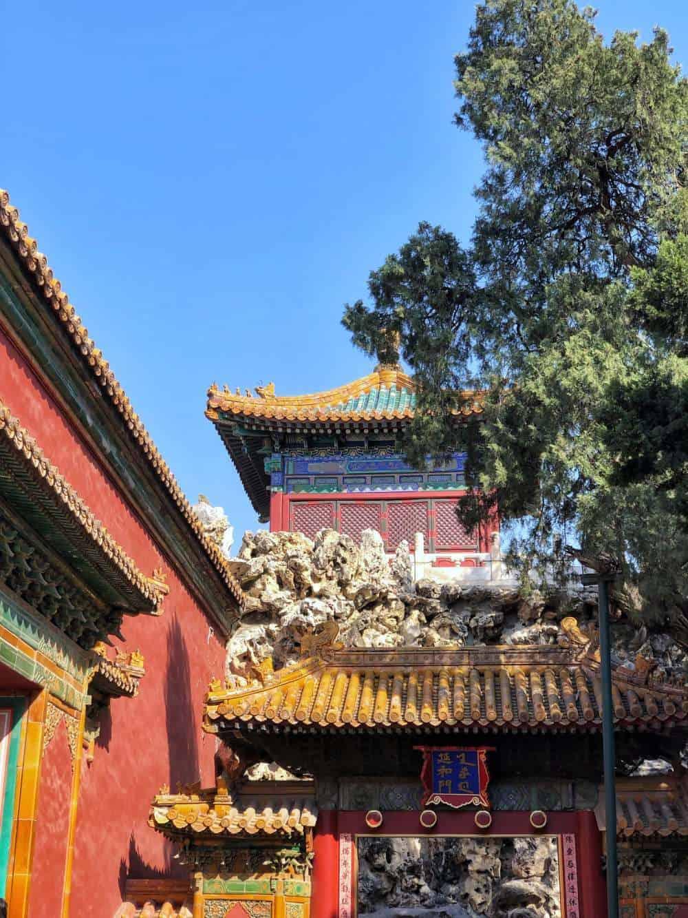 Itinerario en China Ciudad Prohibida
