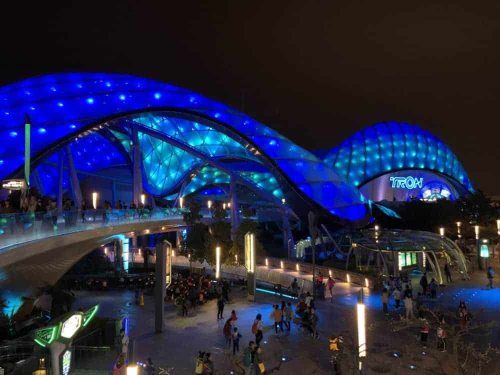 Viajar a Shanghai Disneyland China