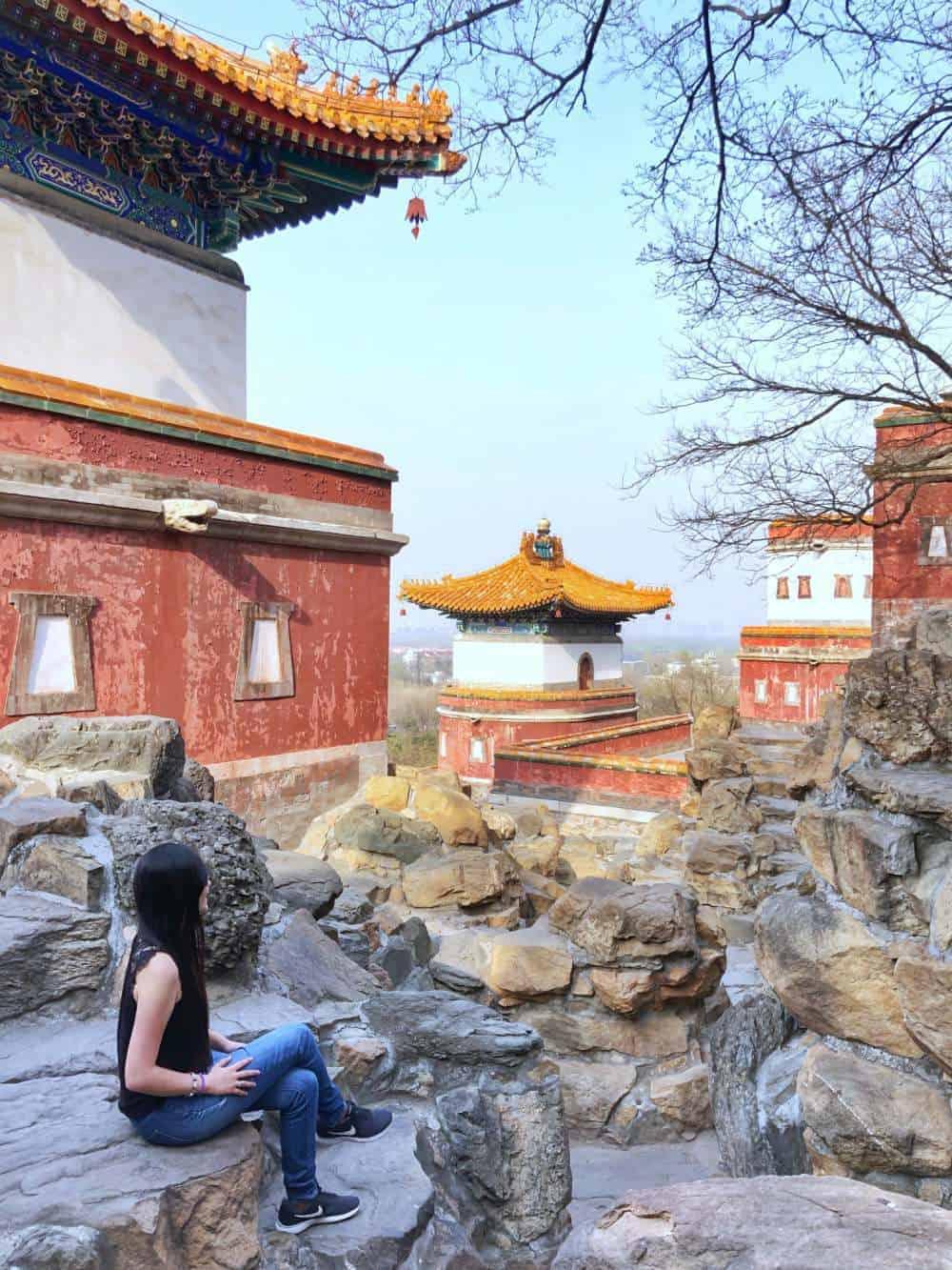 Itinerario en China Summer Palace