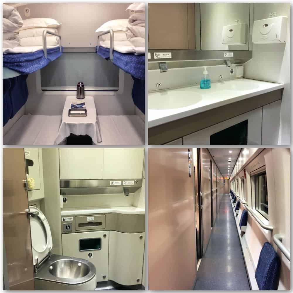 Itinerario en China tren Xian