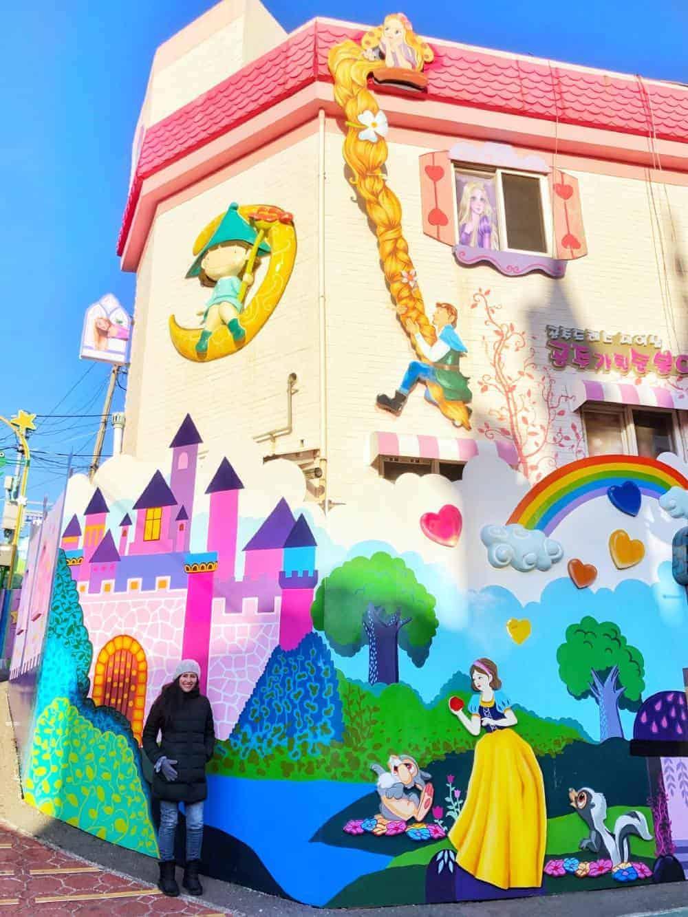 ¿Qué ver a los alrededores de Seúl? Encuentra aquí una lista con mapa incluido con los viajes de 1 día que puedes hacer desde Seúl.