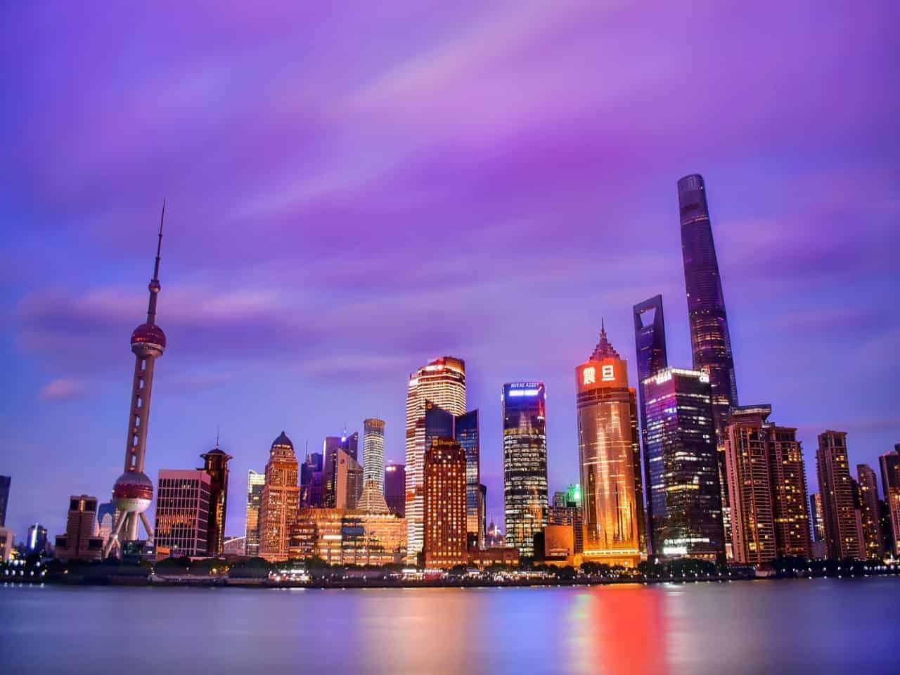 Colombianos en Shanghai