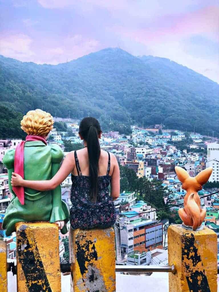 Gamcheon Culture Village - Principito
