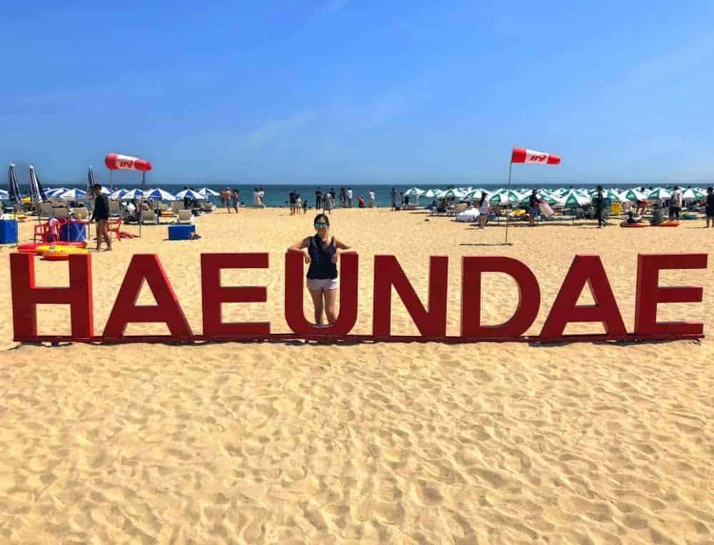 Playa Haeundae