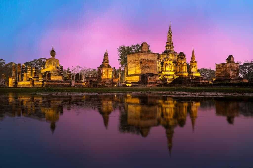 Visa Camboya Colombianos