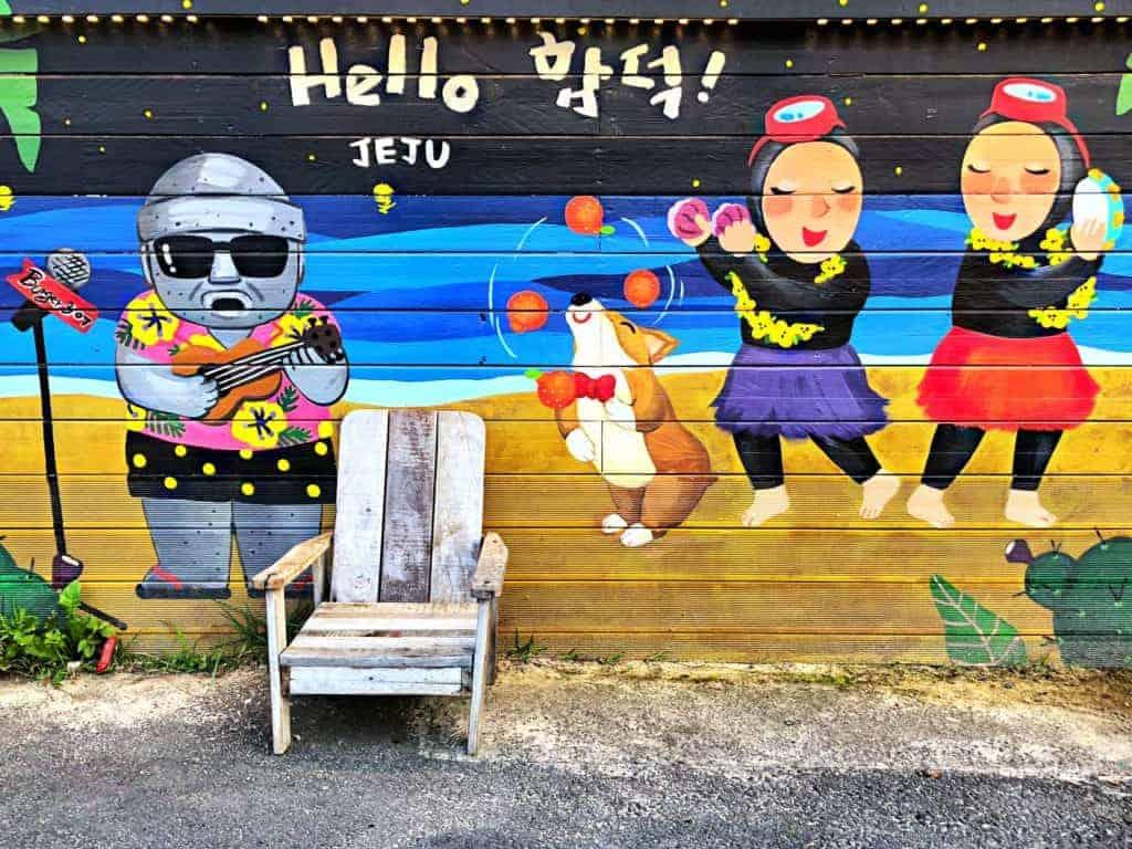 Hello Jeju