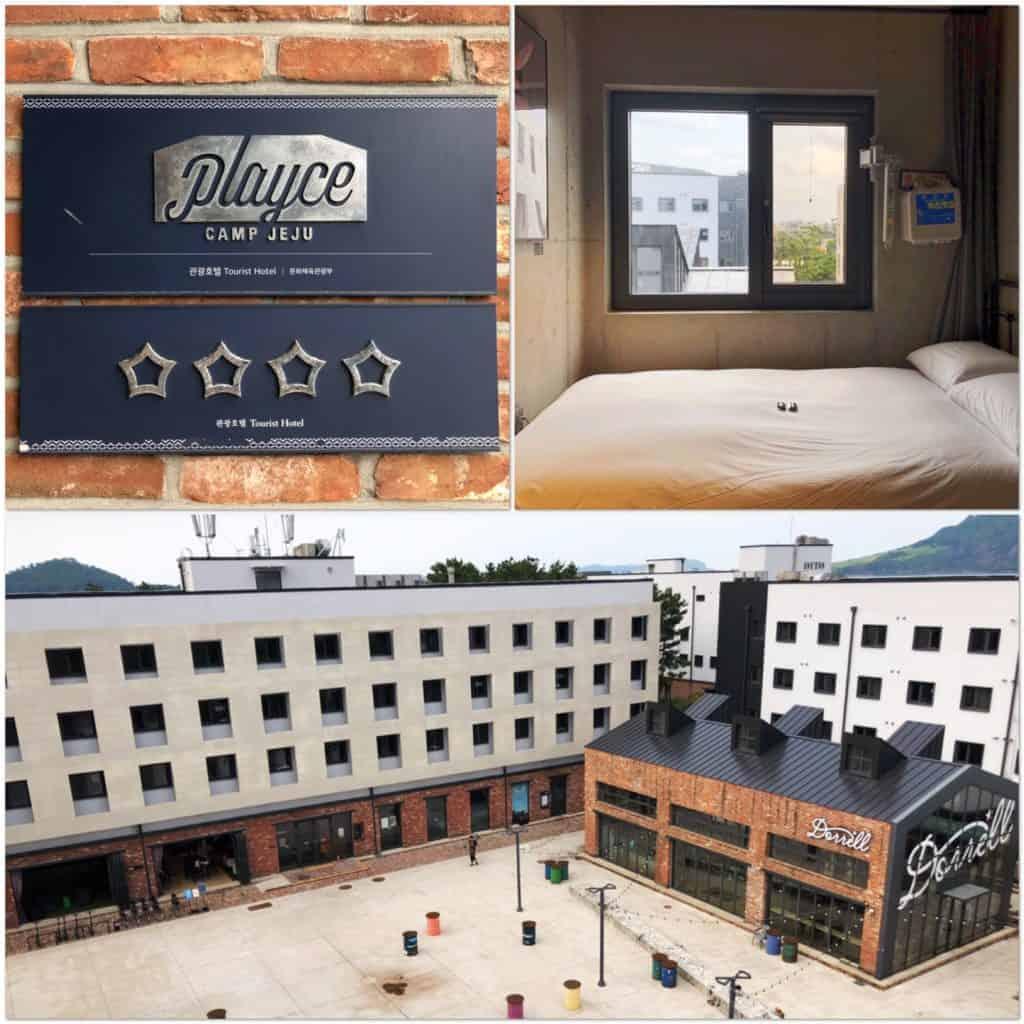 Playce Camp Jeju