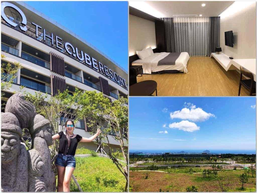 The Qube Resort, Jeju