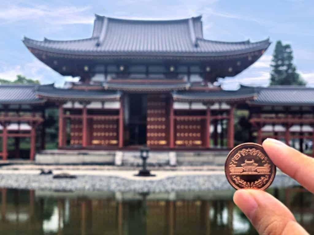 Byodo-in Temple coin