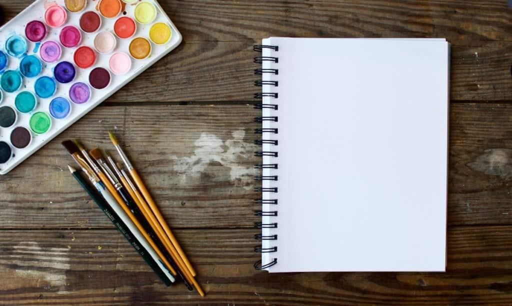 enseñar arte