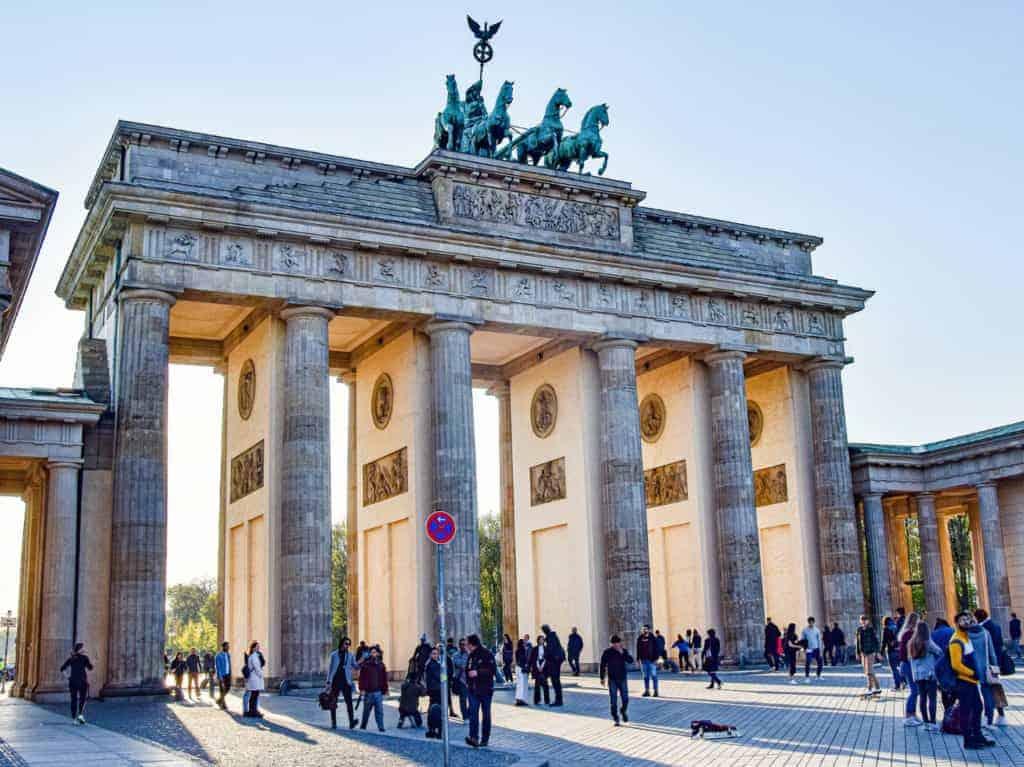 Becas posgrado en Alemania Berlin