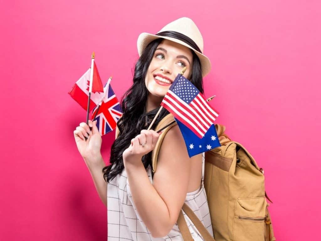 Aprender inglés en el exterior