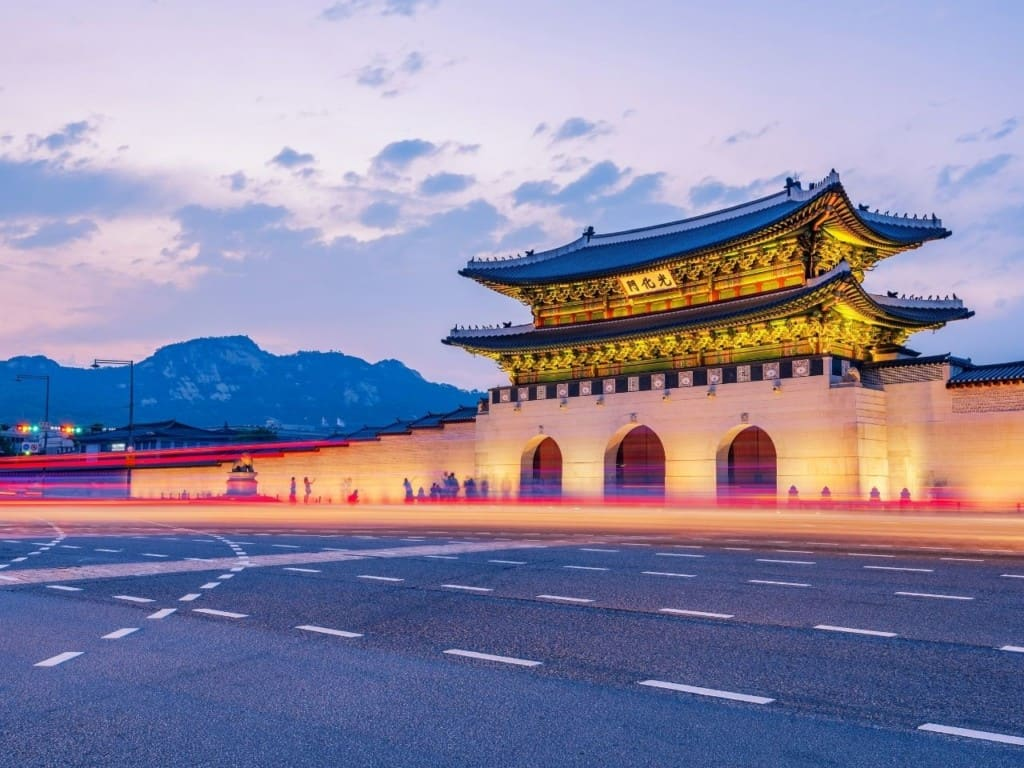 Palacio Corea