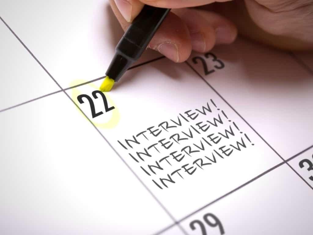 Preparar entrevista