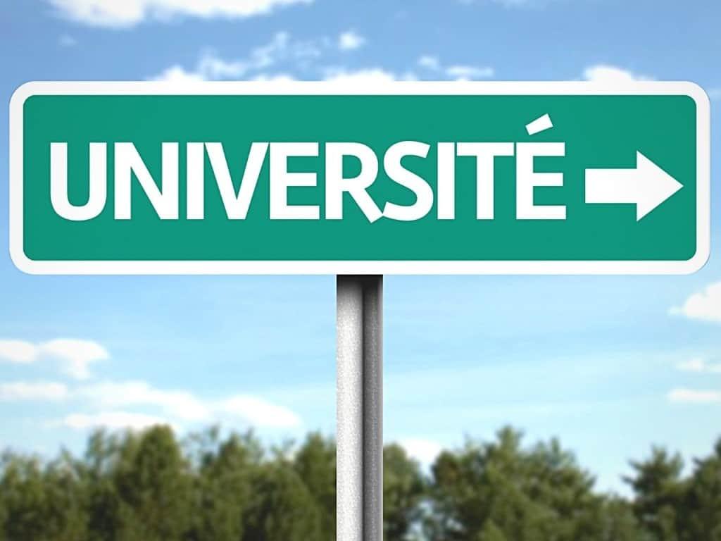 Universidad en Francia