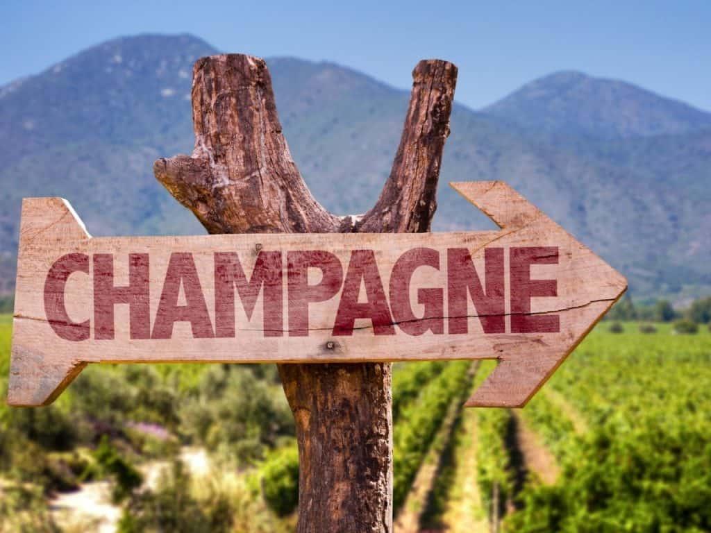 Trabajar en Francia - Champagne