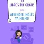 15 libros PDF gratis para aprender inglés ya mismo