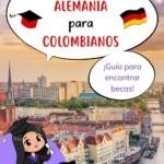 Becas en Alemania para Colombianos