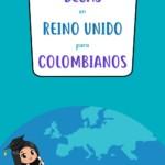Becas en el Reino Unido para Colombianos