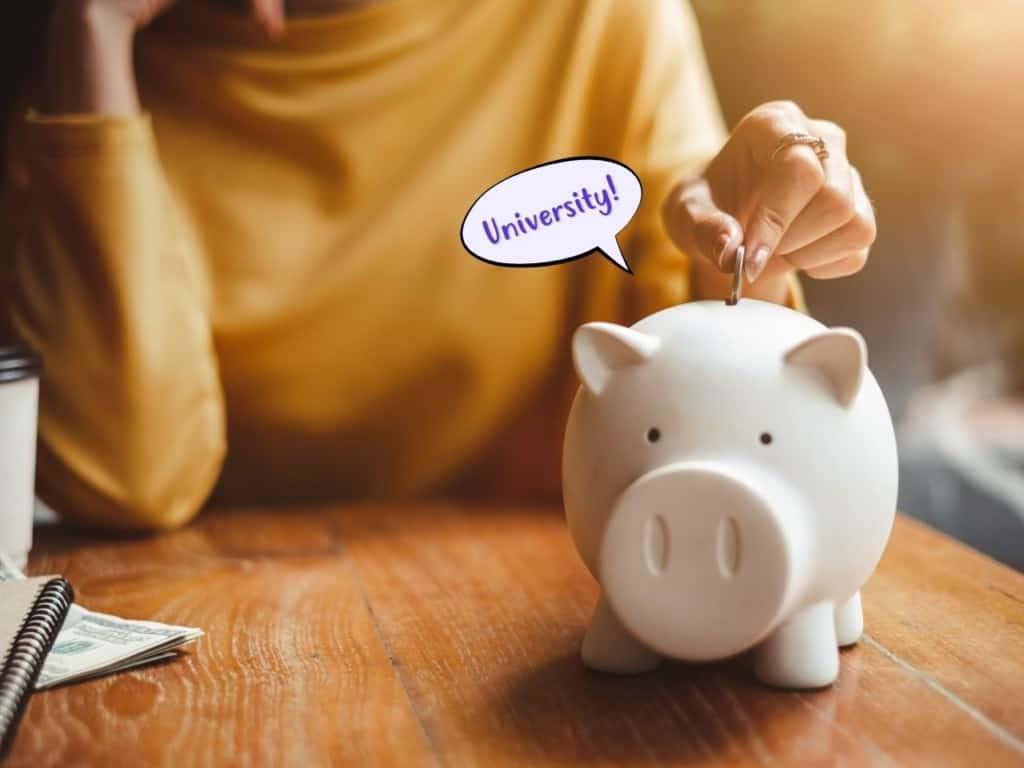 Presupuesto de estudiante para la universidad en el exterior