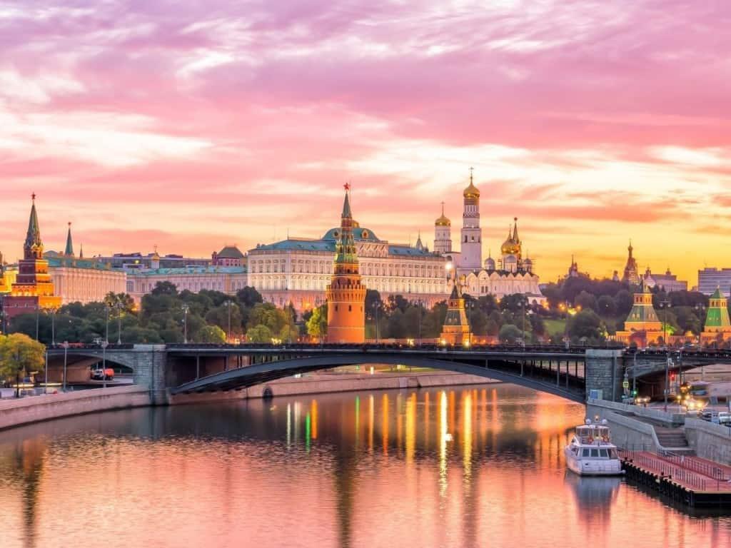 Becas en Rusia