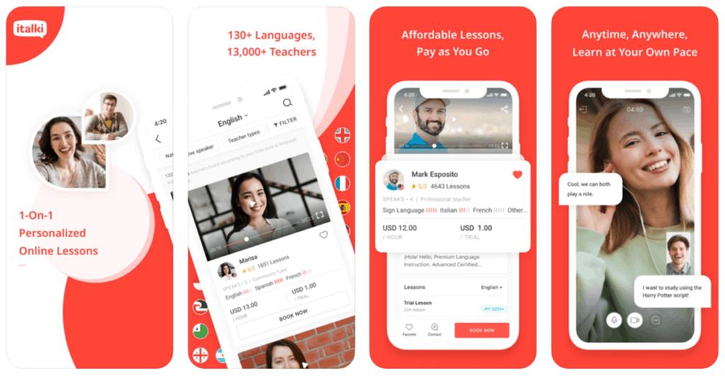 italki app