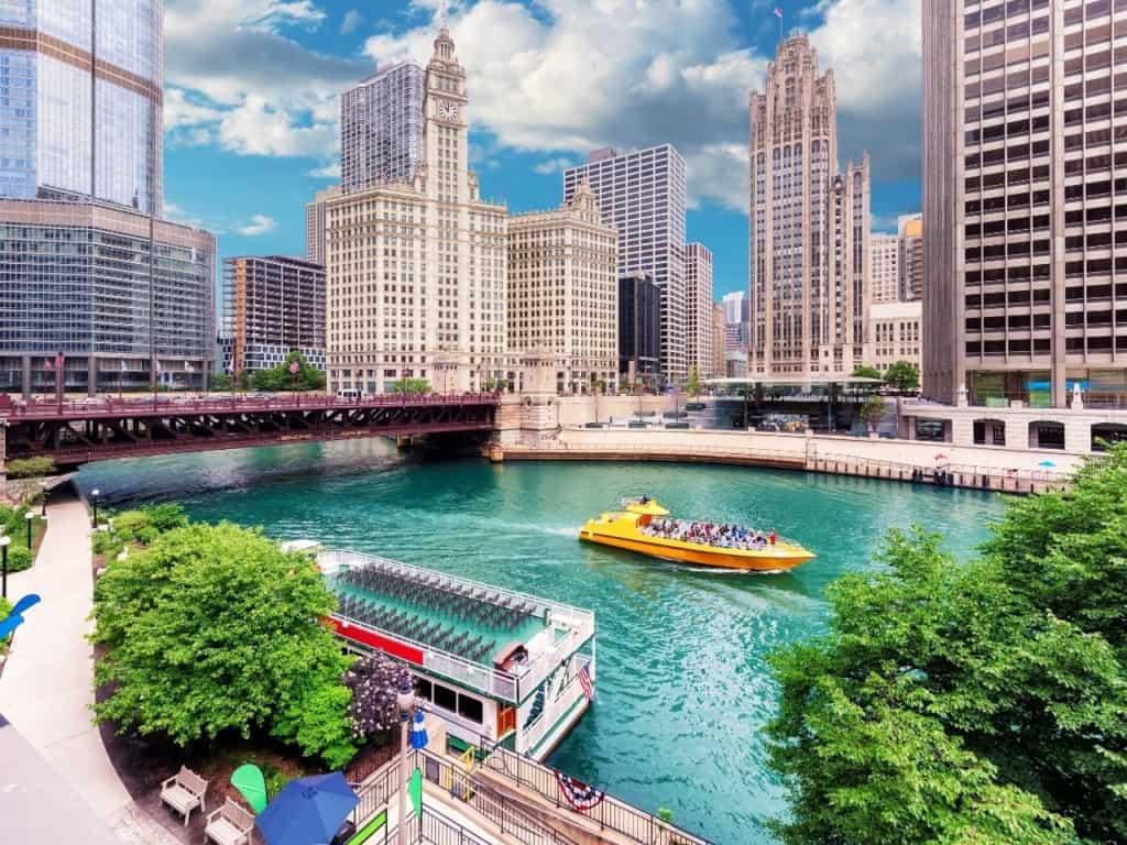 Vivir en USA (Chicago)