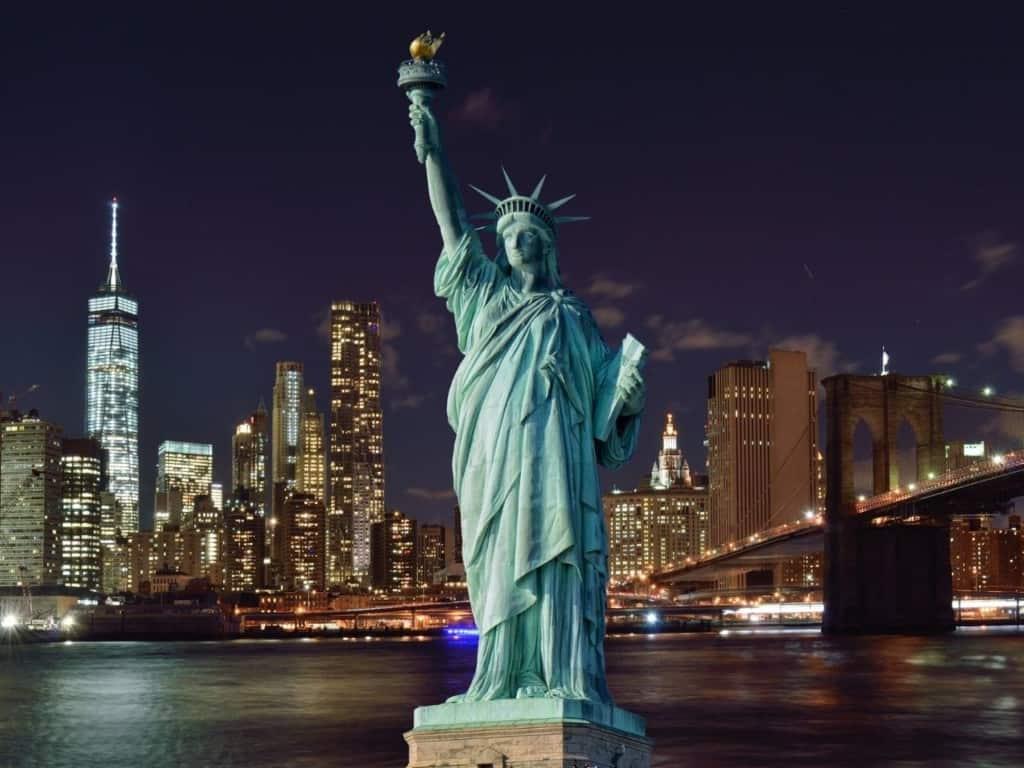 Vivir en USA (New York City)